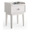 dCor design Gandino 1 Drawer Bedside Table