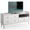 dCor design Gandino TV Stand for TVs up to 64""