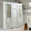 dCor design Dalmine 3 Door Wardrobe