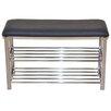 dCor design Schuhregale mit Sitzbank