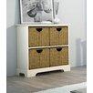 dCor design Ostra 4 Basket Shoe Storage