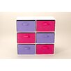 dCor design Oneta 6 Drawer Chest of Drawers
