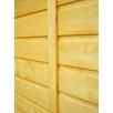 dCor design Pracchia 7 x 10 Wooden Storage Shed