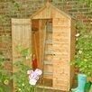 dCor design 3 x 2 Wooden Storage Shed
