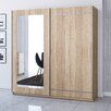 dCor design Dagna Sliding Door Wardrobe