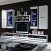 dCor design 5-tlg. Wohnwand-Set Itala