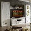 dCor design 4-tlg. Wohnwand-Set Levate