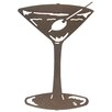Lazart Martini Time Wall Decor