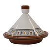 Casablanca Market Baraka Round Tagine with Lid