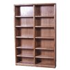 "Forest Designs 72"" Standard Bookcase"