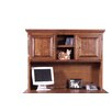 Forest Designs Traditional Desk Hutch