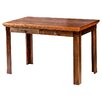 "Forest Designs 60"" W Writing Desk with Drawer"
