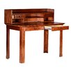 Forest Designs Writing Desk with Hutch