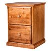 Forest Designs 2 Drawer Lateral File