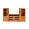 """Forest Designs Traditional 25"""" Entertainment Center and Piers"""