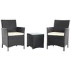 Aspect Design 2 Seater Conversation Set with Cushions