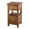 Urban Designs Tanya 1 Drawer Bedside Table