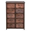 Urban Designs Cormac Hollis 10 Drawer Chest