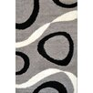 Urban Designs Classic Grey/Black Area Rug