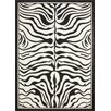 Urban Designs Royce Black Area Rug
