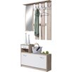 Urban Designs Easy 2-Piece Wardrobe Set
