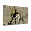 Urban Designs Banksy Soldier Wall Art