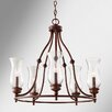 Energo 5 Light Chandelier