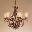 Energo 6 Light Chandelier