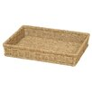 Wicker Valley Rectangular Basket