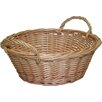 Wicker Valley Willow Bread Basket