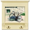 Castleton Home Vélo Photographic Print Plaque