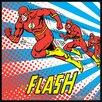 Castleton Home DC Flash Vintage Advertisement Plaque