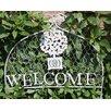 Castleton Home Welcome Garden Stake