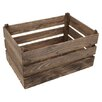 Castleton Home Wood Crate