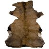 Castleton Home Deer skin in brown