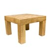 Castleton Home Coffee table made of natural wood