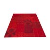 Castleton Home Teppich Fashionist in Rot