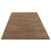 Castleton Home Frisée Dark Beige Area Rug