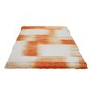 Castleton Home Umbia Orange Area Rug