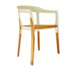 Castleton Home Solid Wood Dining Chair