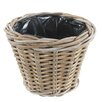 Castleton Home Rattan Tapered Round Basket Set