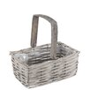 Castleton Home Willow Rectangle Basket