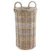 Castleton Home Rattan Umbrella Basket