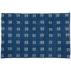 Castleton Home Handmade Blue Area Rug