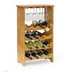 Castleton Home 16 Bottle Wine Rack