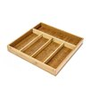 Castleton Home Bamboo Kitchen Drawer Insert Organiser