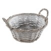 Castleton Home Willow Peg Basket