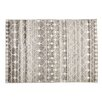 Castleton Home Autrac Handmade Grey/Cream Area Rug