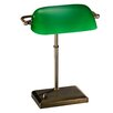 Castleton Home Bankers 36cm Table Lamp