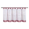 Castleton Home Vento Bistro Curtain